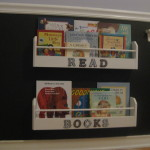 Frugal Home Ideas Wall Display Bookshelves