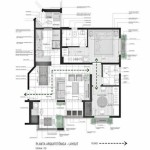 Full Plan Design For Small Apartment Charming Wonderful And
