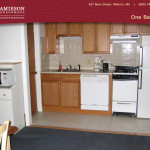 Furnished Apartments Boston One Bedroom Apartment Warren Ave