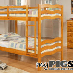 Furniture Boys Room Bunk Beds Wavey Twin Bed