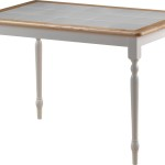Furniture Dining Room Top Table White Tile