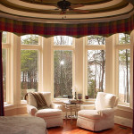 Furniture Ideas Curtains For Bay Windows Idea