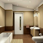 Furniture Modern Latest Bathrooms Setting Ideas