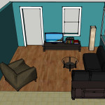 Furniture Small Living Room Arrange