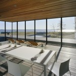 Gallery Hooper Open Space Dining Room Architecture Design Directory