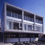 Gallery House Modern Social Housing Japan Architecture