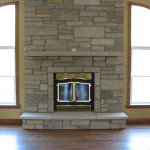 Gallery More Stone Fireplaces Blended
