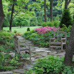 Garden Design For Shade Shady Ideas Plants Plans