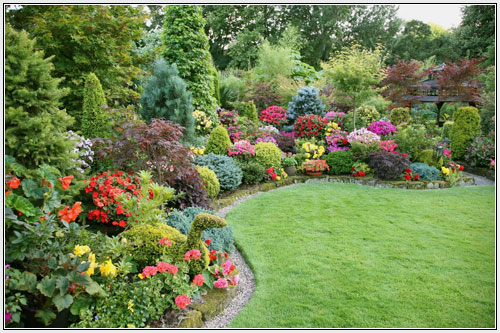Garden Ideas For Your Beautiful