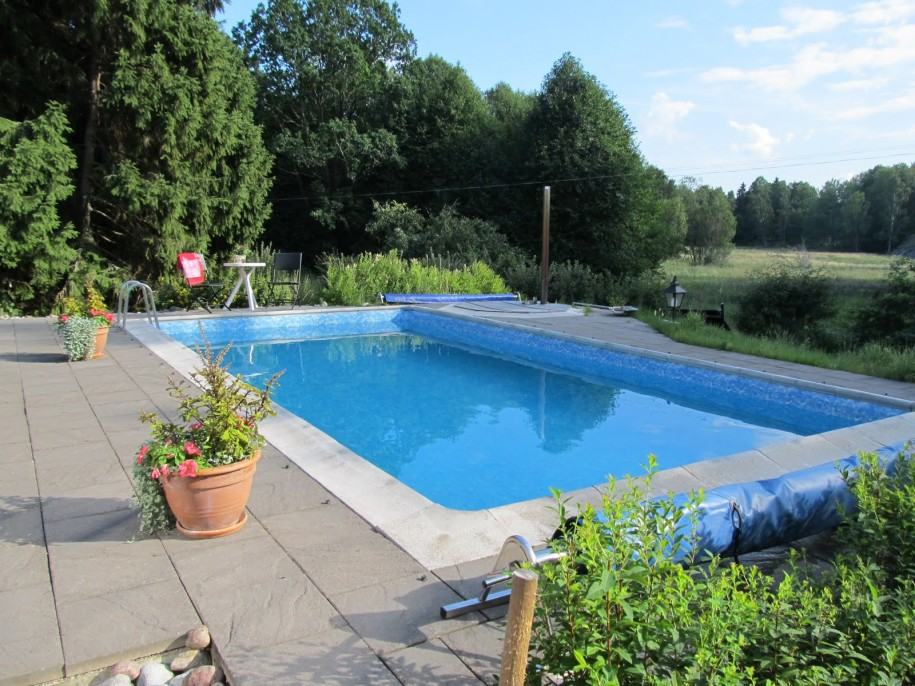 Garden Swimming Pool Inground Pools For Your House