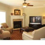 Gas Stone Fireplace Decorate House
