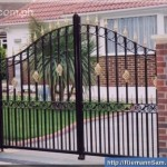 Gate Metal Grills Design Offered Philippines