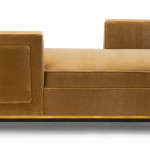 General Info Decadent Double Sided Lounge Sofa Features Metal