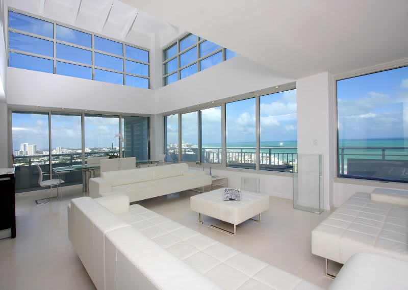 Generally You Can Find The Best Miami Penthouses