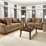 Ginger Snap Living Room Set Contemporary