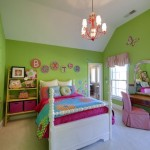 Girl Bedroom Paint Ideas Colorful