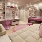Girl Room Designs For Small Rooms Pink And Black Teen