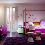 Girls Bedroom Decorating Ideas Purple