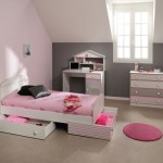Girls Bedroom Interior Design Storage Ideas For Small Bedrooms Image