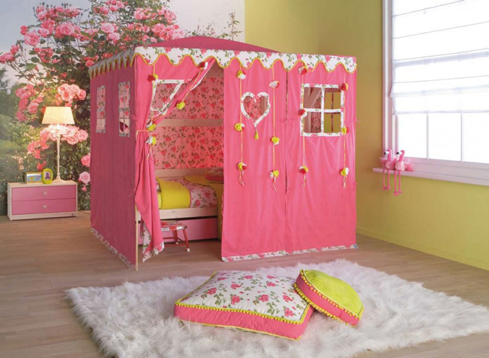 Girls Room Paint Ideas Pink Macys Wall Painting For