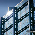Glass And Steel Building Facade Detail Flickr Sharing
