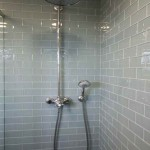 Glass Subway Tile For Shower Style