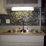 Glass Tile Backsplash Ideas For Kitchen
