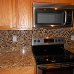 Glass Tile Backsplash New