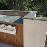 Golden Lighting Granite Outdoor Countertops