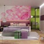 Good Bedroom Colors Design Flower
