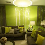 Good Bright Green Paint Colors For House
