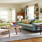 Good Color Combinations For Ecletic Living Room