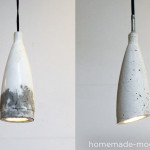 Good Luck Making Your Own Concrete Pendant Lamp And Please Email