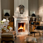 Gorgeous Fireplace Designs Modern Interior Design Around