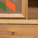 Gorgeous Hand Selected Wood Pieces Are Embellished Painted
