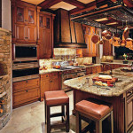 Gorgeous Kitchen Interior Design Many Different Colors