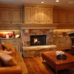 Gorgeous Rustic Stone Fireplace Favorite Places Spaces
