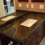 Granite Countertop For Your Stunning Kitchen Minimalist Design Homes