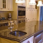 Granite Kitchen Countertop All The Rage And Style Prlog