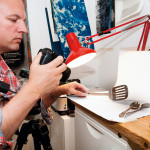 Graphy Ideas Knives And Forks Into Art Home Studio