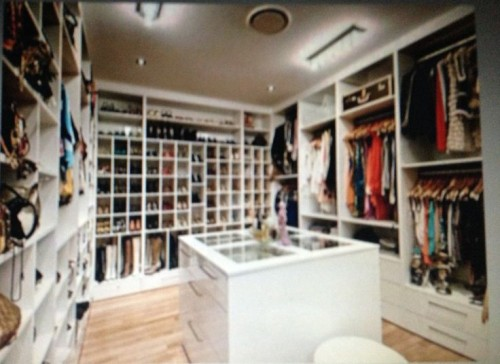 Great Closet Decorating Ideas