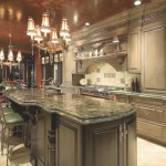Great Ideas Creating Traditional Kitchen Home Interior Design