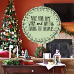 Great Tips Make Your Home Warm And Inviting During The Holidays