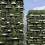Green Apartments Vertical Forests The Sky Called Bosco Verticale