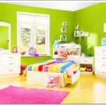 Green Color Room Designs Comely Style Pictures