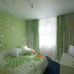 Green Design Your Own Bed Room Interior Virtually