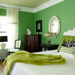 Green Room Color And How Affects Your Mood