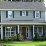 Green Street Exterior House Color Contenders