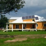 Green Technology Homes Home Size