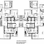 Greens Kube Project Plan Luxury Apartments Sector Noida